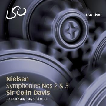 Cover Nielsen: Symphonies Nos. 2 & 3