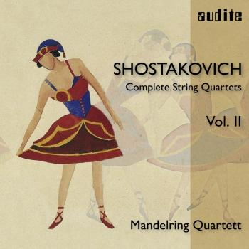 Cover Shostakovich: Complete String Quartets, Vol. II