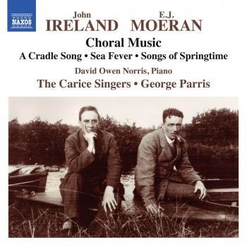 Cover Ireland & Moeran: Choral Music