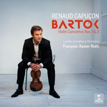Cover Bartók: Violin Concertos Nos.1 & 2