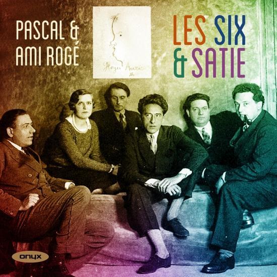 Cover Les Six & Satie