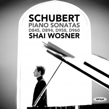 Cover Schubert: Piano Sonatas