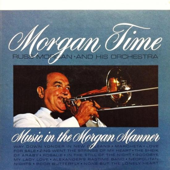 Cover Morgan Time (Remastered)