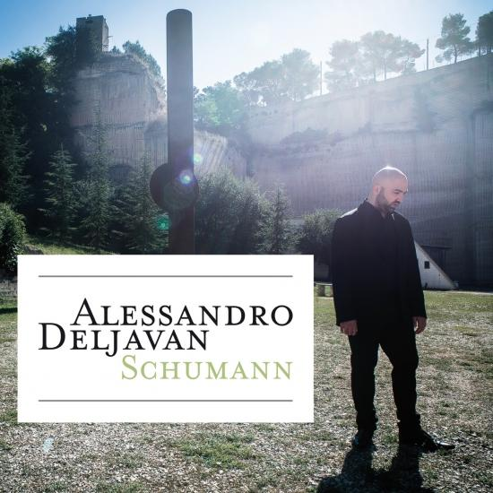 Cover R. Schumann: Piano Works
