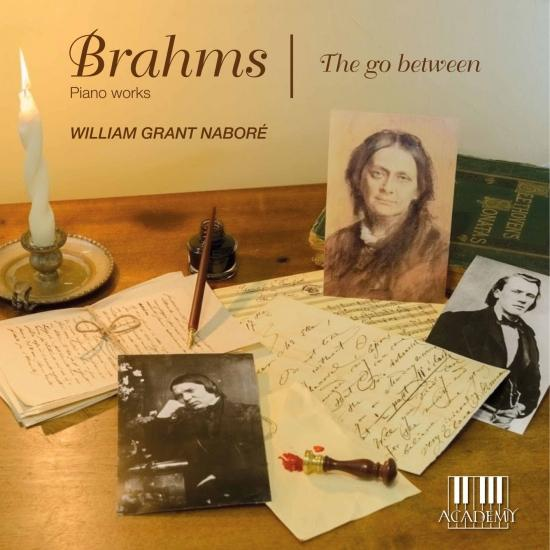 Cover Brahms: The Go Between
