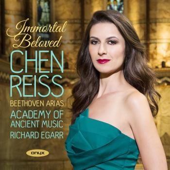 Cover Immortal Beloved: Beethoven Arias