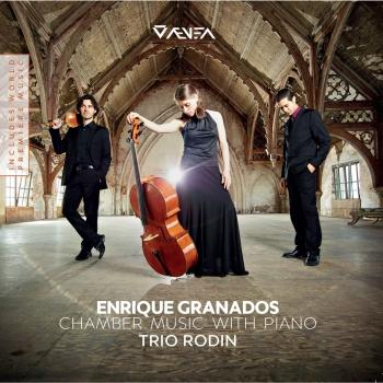 Cover Granados: Chamber Music with Piano