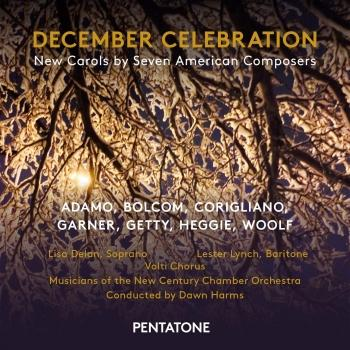 Cover December Celebration: New Carols by 7 American Composers