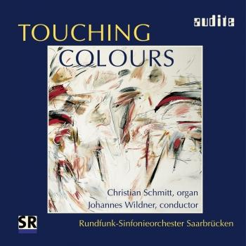 Cover Touching Colours (Organ & Orchestra)