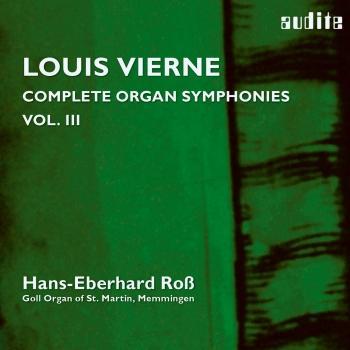 Cover Vierne: Organ Symphonies, Op. 47 & Op. 59