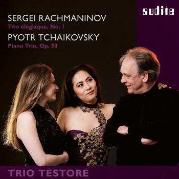 Cover Rachmaninoff & Tchaikovsky: Piano Trios