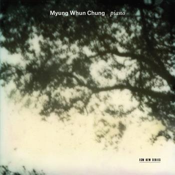Cover Myung Whun Chung, Piano
