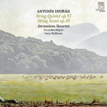 Cover Dvorak: String Quintet, Op. 97 & String Sextet, Op. 48
