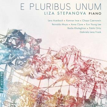 Cover E pluribus unum