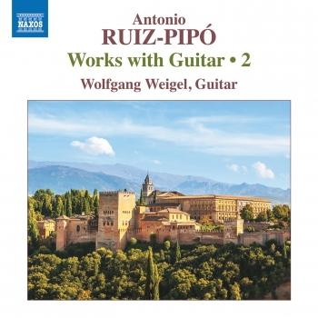 Cover Ruiz-Pipó: Works with Guitar, Vol. 2