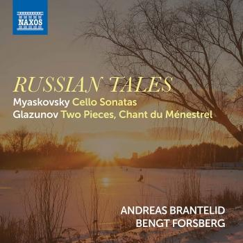 Cover Russian Tales