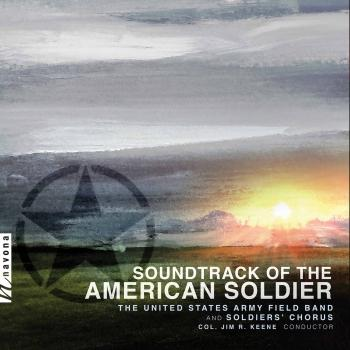 Cover Soundtrack of the American Soldier