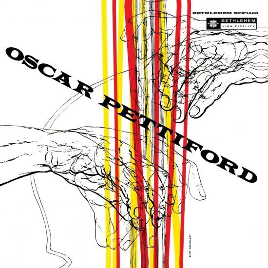 Cover Oscar Pettiford Modern Quintet