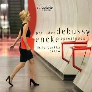 Cover Debussy: Préludes - Encke: Aprèsludes