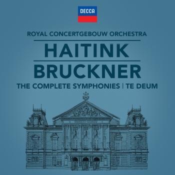 Cover Bruckner: The Symphonies