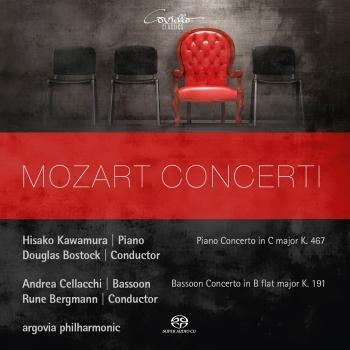 Cover Mozart: Concerti