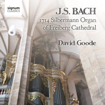 Cover Bach: Organ Music
