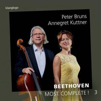 Cover Beethoven: Most Complete, Vol. 3