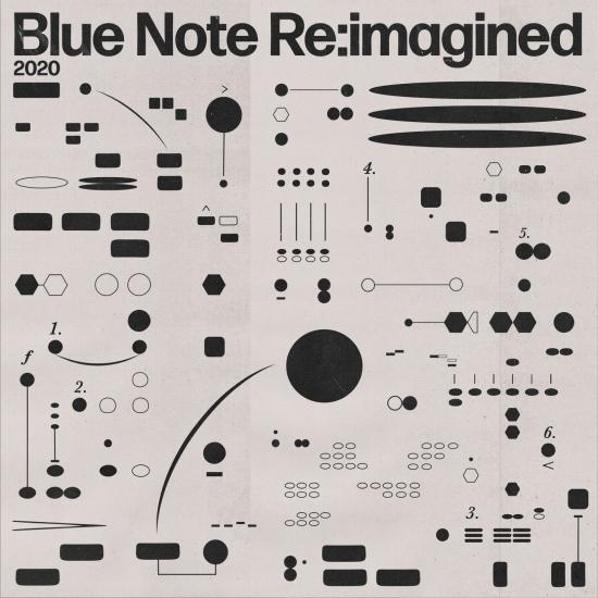 Cover Blue Note Re:imagined