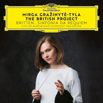 Cover The British Project - Britten: Sinfonia da Requiem