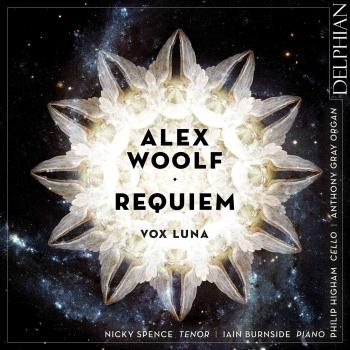 Cover Alex Woolf: Requiem