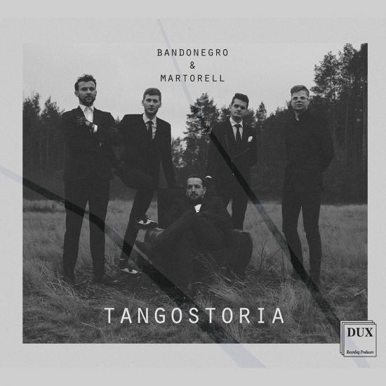 Cover Tangostoria