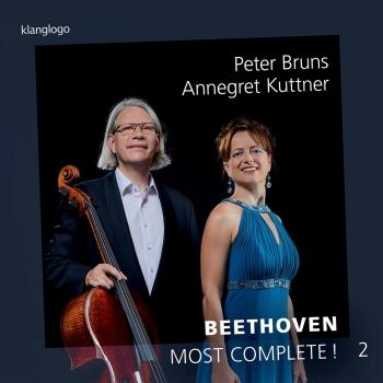 Cover Beethoven: Most Complete, Vol. 2