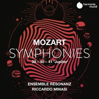 Cover Mozart: Symphonies Nos. 39, 40 & 41 'Jupiter'