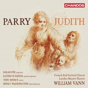 Cover Parry: Judith