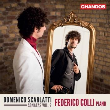Cover Domenico Scarlatti: Piano Sonatas, Vol. 2