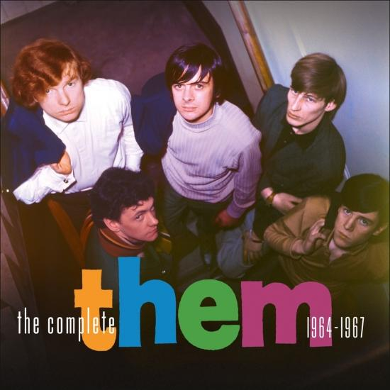Cover Complete Them (1964-1967) (Remastered)