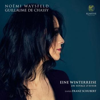 Cover Schubert: Eine Winterreise - un voyage d'hiver