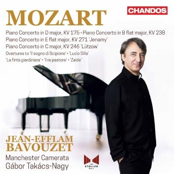 Cover Mozart: Orchestral Works