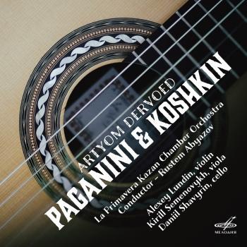 Cover Paganini & Koshkin