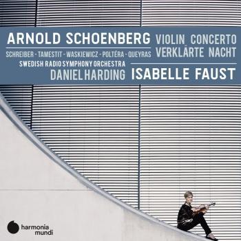 Cover Schoenberg: Violin Concerto - Verklärte Nacht