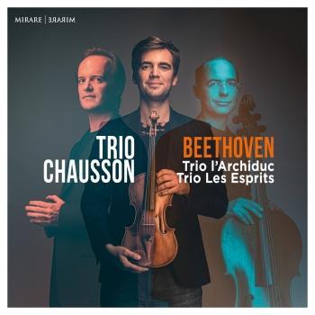 Cover Beethoven: Trio L'Archiduc & les Esprits