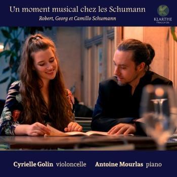 Cover Un moment musical chez les Schumann