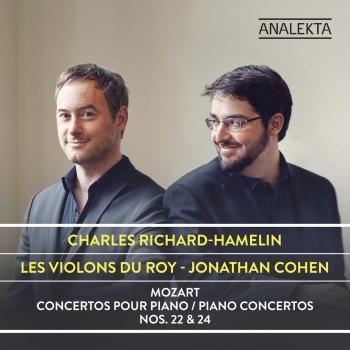 Cover Mozart: Piano Concertos Nos. 22 & 24