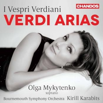 Cover I vespri verdiani: Verdi Arias