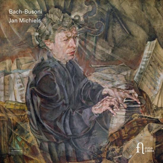 Cover Bach-Busoni