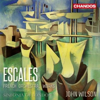 Cover Escales: French Orchestral Works