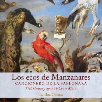 Cover Los ecos de Manzanares: Cancionero de la sablonara