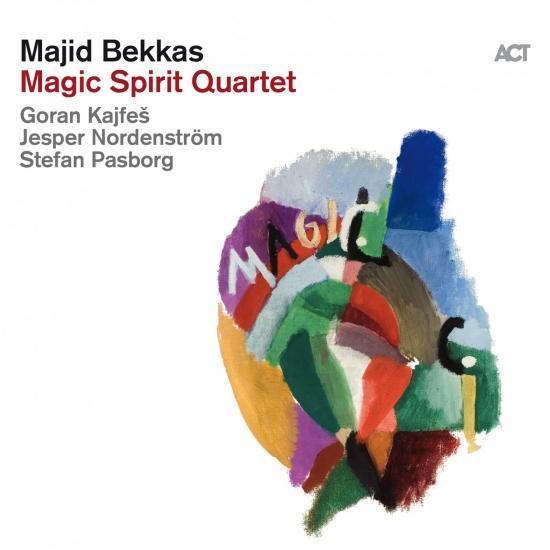 Cover Magic Spirit Quartet