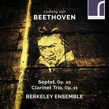 Cover Beethoven: Septet, Op. 20 & Clarinet Trio, Op. 11
