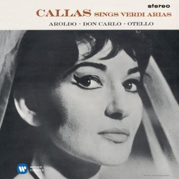 Cover Callas sings Verdi Arias - Callas Remastered